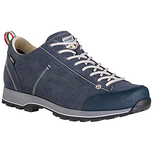 Dolomite Unisex-Erwachsene Zapato Cinquantaquattro Low Fg GTX Trekking- & Wanderhalbschuhe, Blue Navy, 47 EU