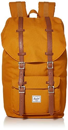 Herschel Little America Laptop Backpack, Buckthorn Brown, Classic 25.0L