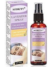 Spray De Almohada,Lavender Spray,Sleep Spray,Lavender Pillow Spray,Deep Sleep Pillow Spray, Ayuda Para Dormir Natural, Aromaterapia de Lavanda Para Relajarse y Descansar Del Estrés