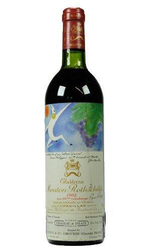 2006 Chateau Mouton Rothschild, Pauillac. Pauillac / France. Cabernet Sauvignon blend. Vino Tinto.