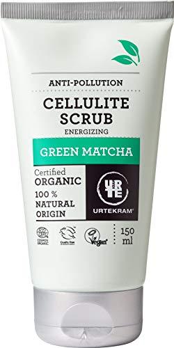 Urtekram Grünes Matcha Cellulite Peeling, 150 ml, 2 x 150 ml