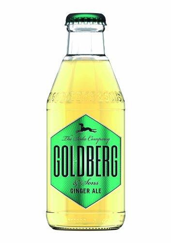 Goldberg Ginger Ale 24 x 0,2 Liter