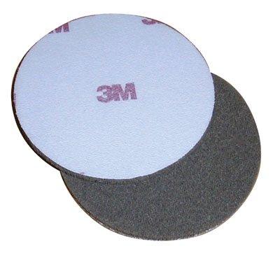 """3M Scotch Brite 5"""" Hookit Disc Ultra Fine - Gray"""