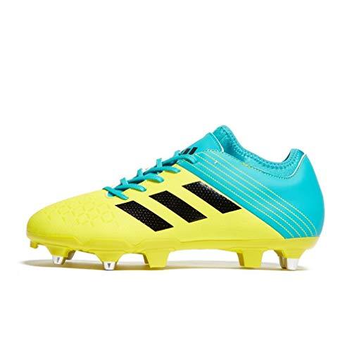 adidas Malice Elite (sg), Men's Rugby Boots, Yellow (Amasho/Negbás/Agalre 000), 10 UK (44 2/3 EU)