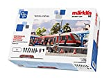 Märklin- Juego de iniciación para Tren de Aterrizaje, Color Escala h0. (29641)