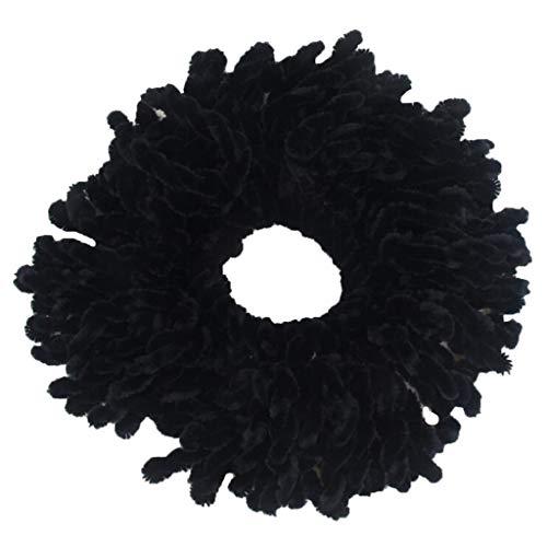 Afazfa Hair Bow Flexible Rubber Ban…