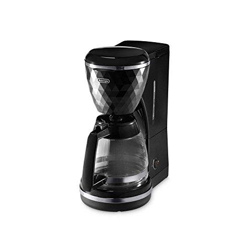 De'Longhi ICMJ210.1BK Filterkaffeemaschine