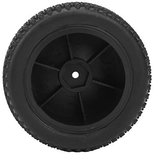 SONK Neumático Trasero RC, Duradero y de Larga Vida útil Neumático de Goma RC con Revestimiento de Esponja de Piel para neumáticos de Goma para el hogar en Carreteras difíciles