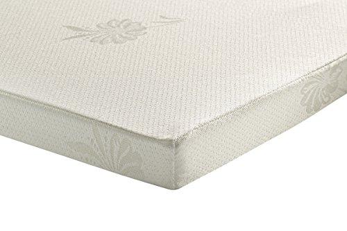 PMP Materasso per letto ecru 60x 120x 5cm