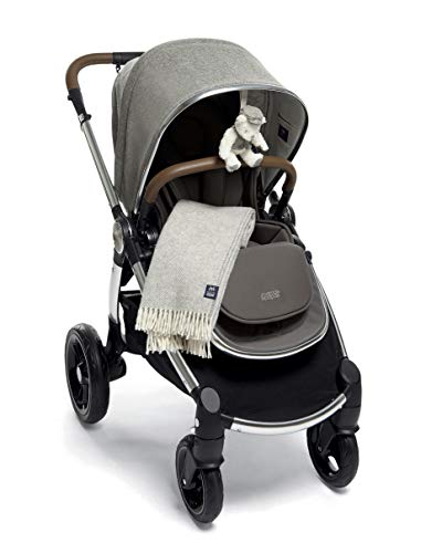 Mamas & Papas Ocarro X Moon All Terrain Puschair, Buggy, Pram, One Hand Fold, Puncture-Proof Tyres,...