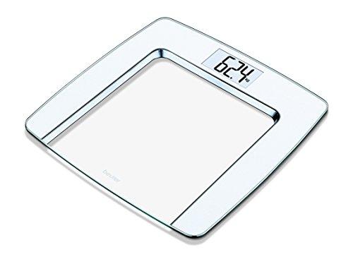Beurer 756.67 GS 490 White glazen weegschaal