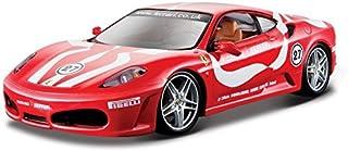 Ferrari F430 Fiorano #27 Red 1/24 by Bburago 26009