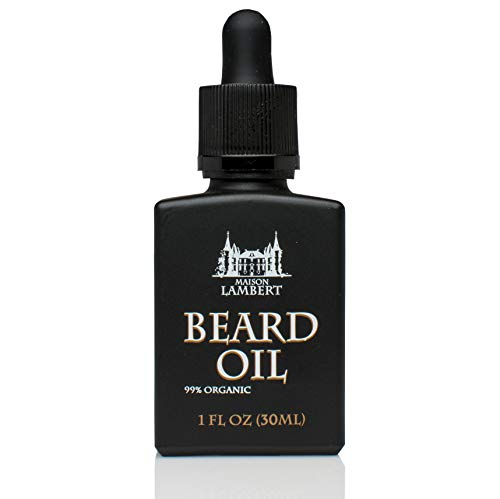 Maison Lambert Organic Beard Oil. Beard Conditioner - Organic Beard Conditioner. Beard Care - Organic Beard Care. Beard Moisturizer - 1 Oz