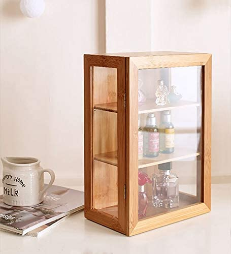 Solid Wood Home Cabinet Free Shipping New Retro Jewelry Box Square Fash Shelf Sales of SALE items from new works Gift