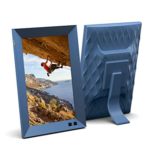LOLA 8 Inch Digital Photo Frame with WiFi - Blueberry (311) Digital Frames Picture