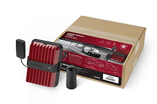 weBoost Drive Reach Fleet (470254) Cell Phone Signal Booster for Any Fleet Vehicles - Verizon, AT&T, T-Mobile, Sprint - Requires Professional Installation