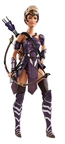 Barbie - Wonder Woman Antiope (Mattel DWD84)