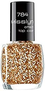 Misslyn Nail Polish - Pack of 1, Gold