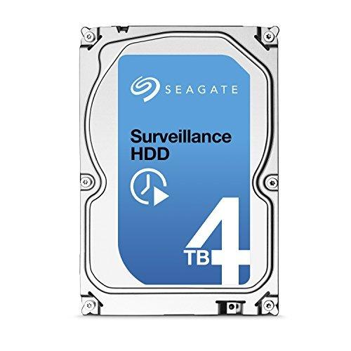 Seagate Bulk ST4000VX0004TB NAS HDD 6GBS SATA (ST4000VX000)