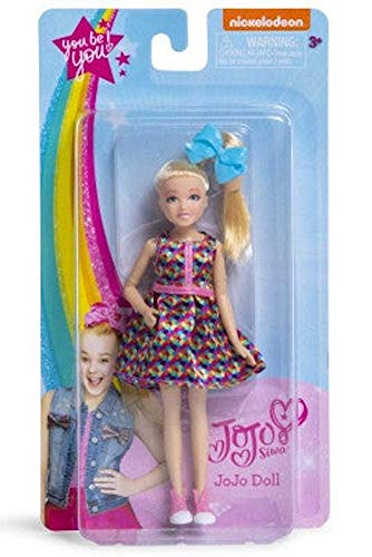 Just Play JoJo Siwa Doll Figure 6 Inches