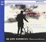 エルガー: エニグマ変奏曲、序曲「コケイン」、威風堂々(第1-5番)(HB)