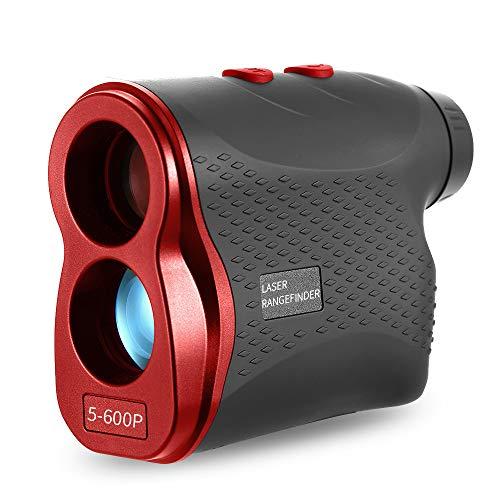 Lixada 600 M / 900 M Golf Télémètre Laser Distance Mètre Testeur de Vitesse Laser Range Finder...