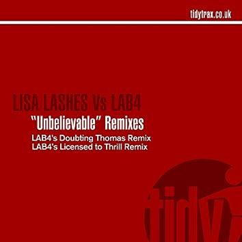 Unbelievable (Remixes)