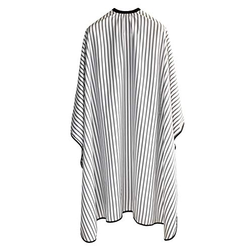 Riwa Barbers Cape Hairdressing Gown – Waterproof Professional Hairdressers Salon Cape Cloth Hair...