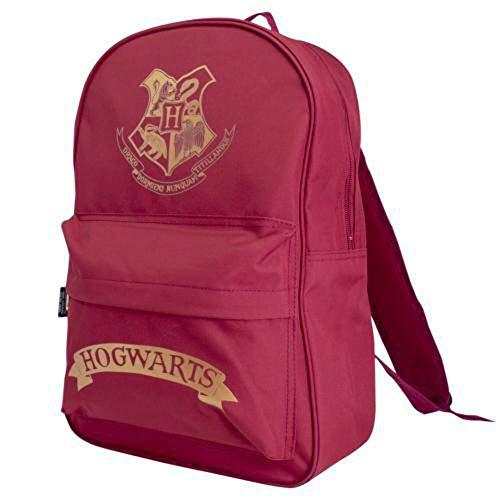 Blue Sky Design Harry Potter Hogwarts Zaino, bordeaux, 40 cm