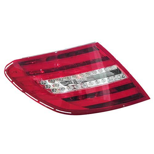 OREALLAMPE 2048205464 2049060503 Rücklicht Rückleuchte Fahrerseite Links für Benz Klasse C W204 2011 2012 2013