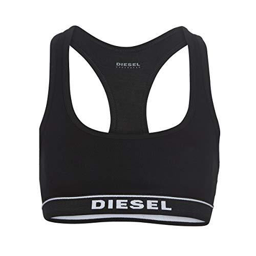 Diesel Damen Sport-BH UFSB-MILEY, Schwarz (Black 900-0Eauf), M