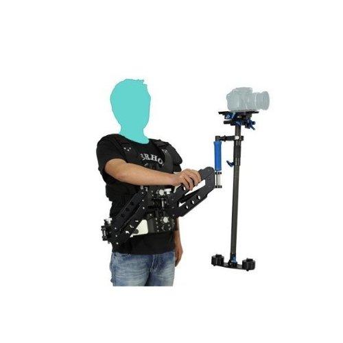 Tarion Schwebestativ + Weste + zweifeder Arm Vest Stabilisator