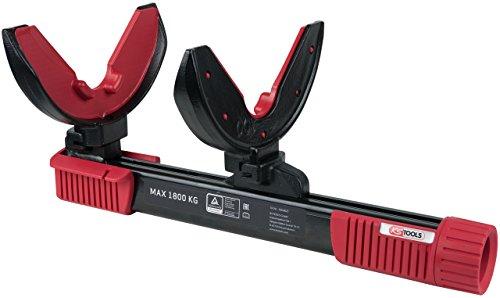 KS Tools 500.8625 Juego de compresór de muelles, 6 pzs., max. 1800 kg