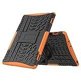 TenYll Huawei MediaPad M3 Lite 10 case, Shockproof Tough