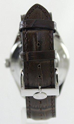 『[オリエント]ORIENT 腕時計 セミスケルトンダイヤルパワーリザーブ SDK05004K 自動巻き メンズ [並行輸入品]』の4枚目の画像