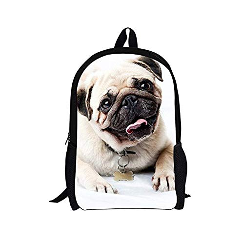 TTmom Schulrucksack,Schüler Bag,Rucksack Damen Herren Sannovo DIY Fashion Animal Backpack Primary School Bag for Teenagers Student