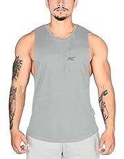 MuscleCloth Elite Kolsuz T-Shirt Gri