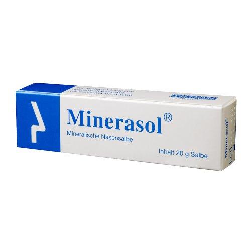 Minerasol Nasensalbe 20g