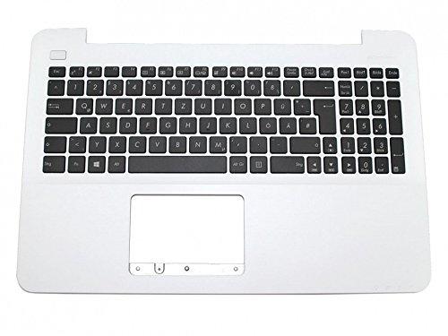 ASUS F554LA Original Tastatur inkl. Topcase DE (deutsch) schwarz/weiß