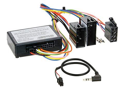 Lenkradfernbedienung Adapter Interface LFB kompatibel mit Sony Radios passend für Mercedes E-Klasse bis 2003