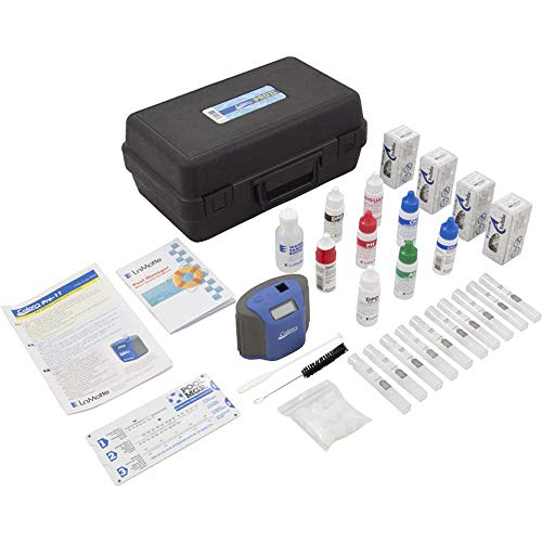 LaMotte ColorQ Pro 11 Digital Liquid Pool & Spa Chemical Water Testing Kit