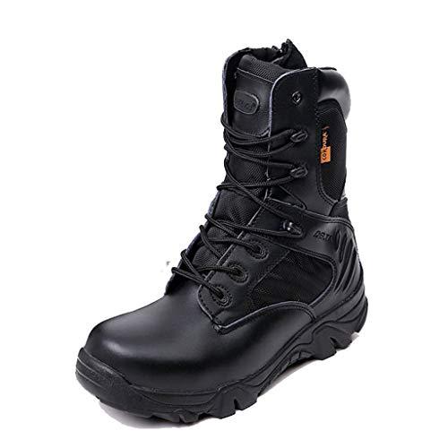 Los hombres Tactical Boots,Alta encabeza a prueba de agua zapatos del combate...