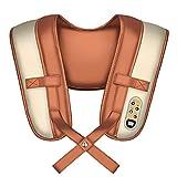 Massage De L'Épaule De Cou Shiatsu Massage Châle Battu Col Électrique Chauffage par Le Dos Masseur Multifonction Masseur, Cou, Dos, Taille,Vous Masser,A