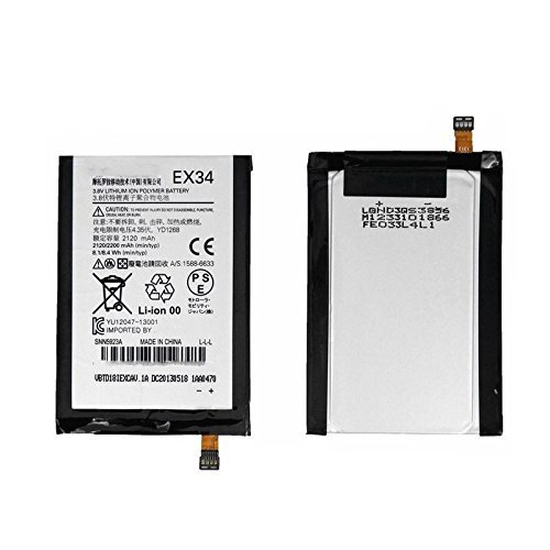 FINDX for Motorola XT1052/ XT1055 EX34 2200 mAh Battery for Moto X (1st Gen)