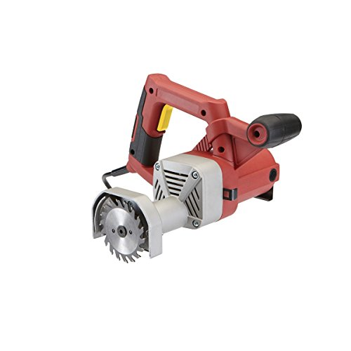 CHICAGO ELECTRIC 3-3/8 in. 6.8 Amp Heavy Duty Toe Kick Saw Special