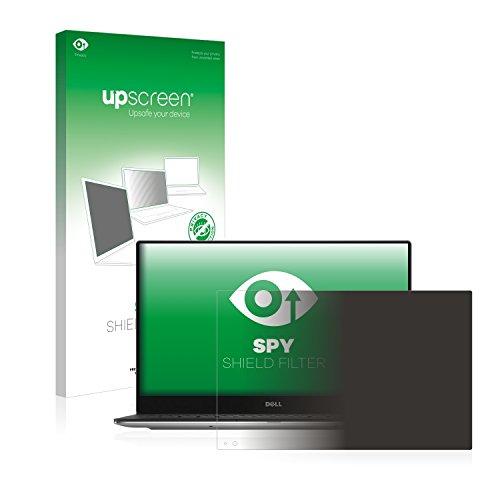 upscreen Blickschutzfilter kompatibel mit Dell XPS 13 9360 Non-Touch Privacy Filter - Anti-Spy Blickschutzfolie Sichtschutz-Folie