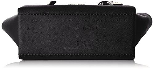 Calvin Klein M4RISSA Medium Tote, Sacchetto Donna, Nero (Black), 25x12x42 cm (b x h x t)