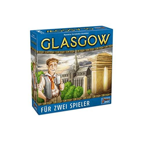 Lookout Games 22160125 Glasgow - Für Zwei Spieler