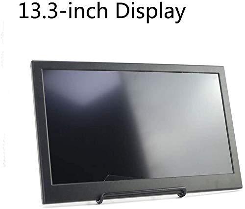 TXYFYP Portátil Monitor 13.3 Inch Mini Pantalla IPS