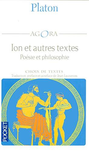 Ion et autres textes